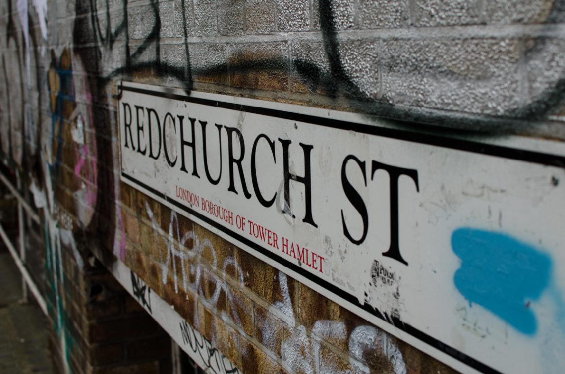 Redchurch St - décembre 2016