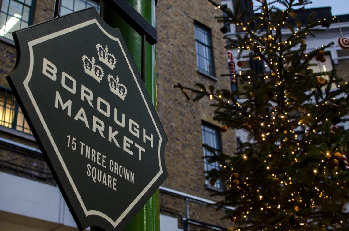 Borough Market - décembre 2016
