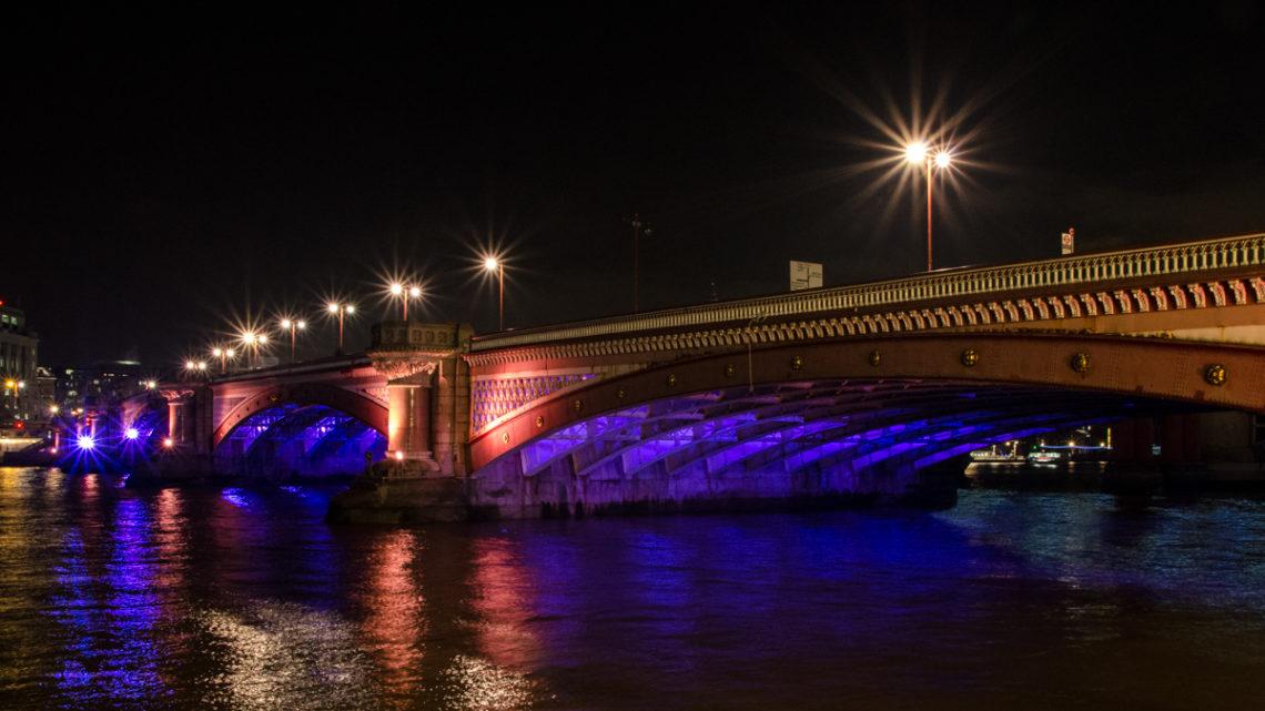 Blackfriars Bridge - décembre 2016
