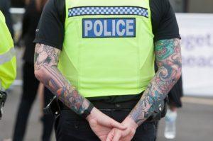 police-tatouages