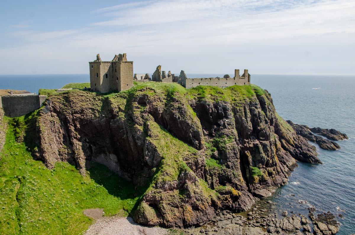 dunottar-castle