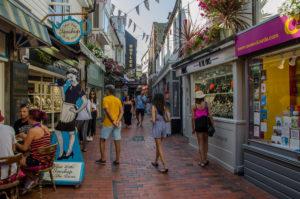 Lanes Brighton