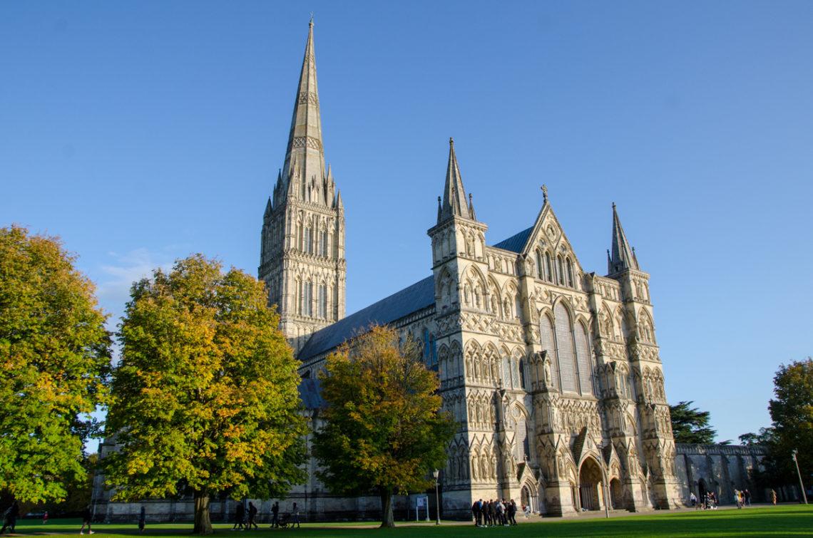 Cathedrale Salisbury