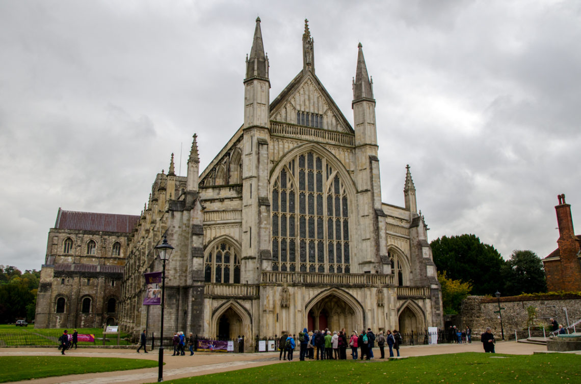 Cathedrale Winchester