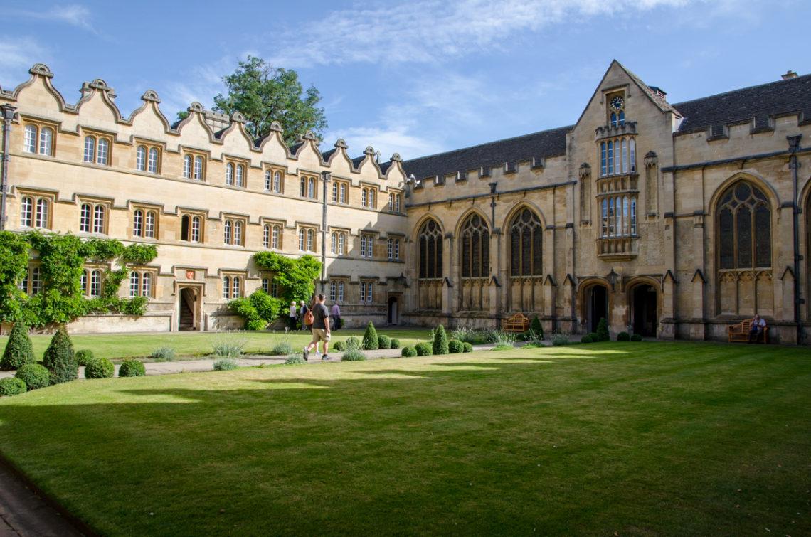 University Oxford