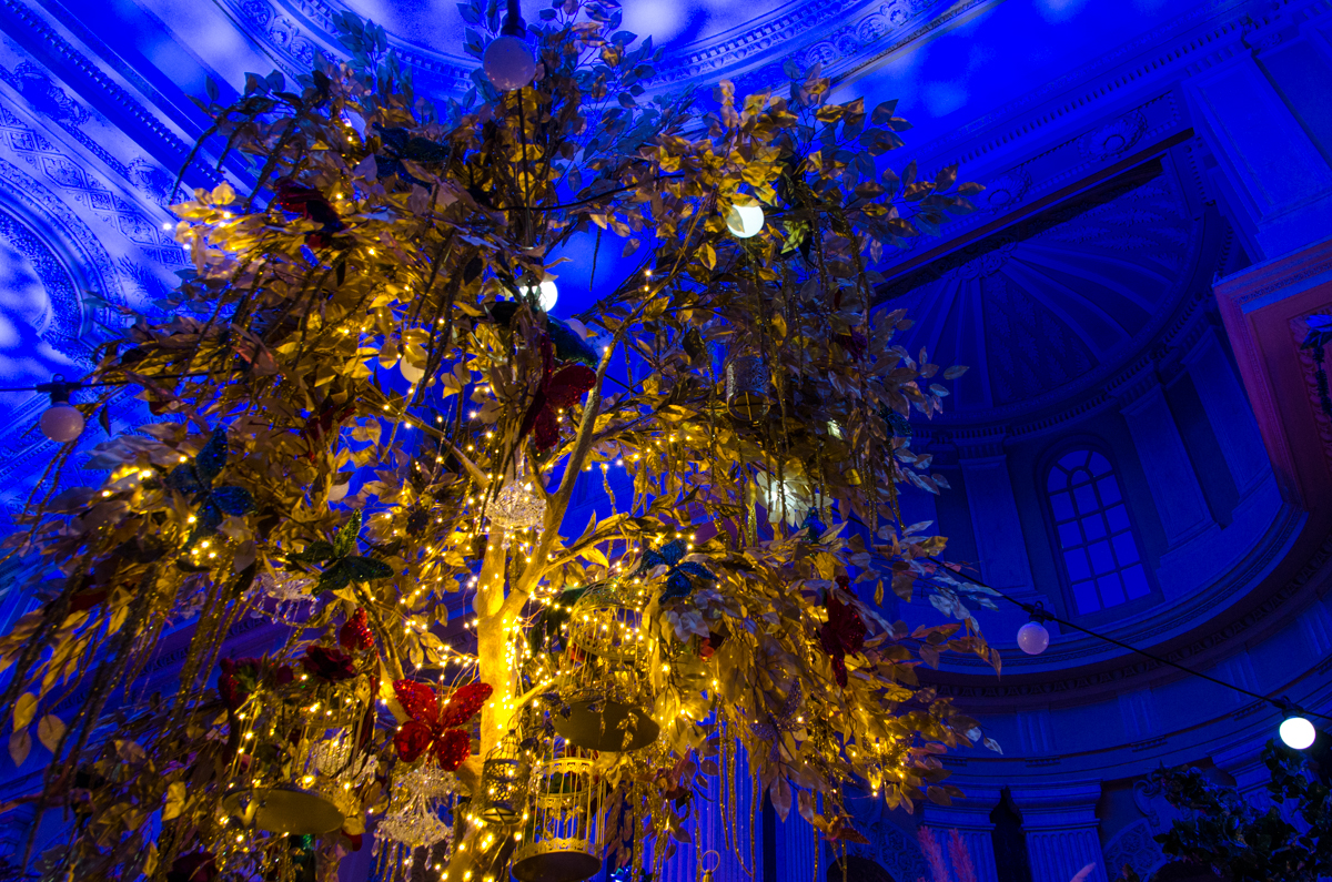 Noël Blenheim Palace