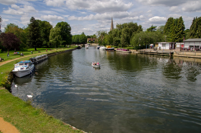 Abingdon-on-Thames
