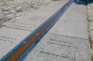 Meridian Line Greenwich