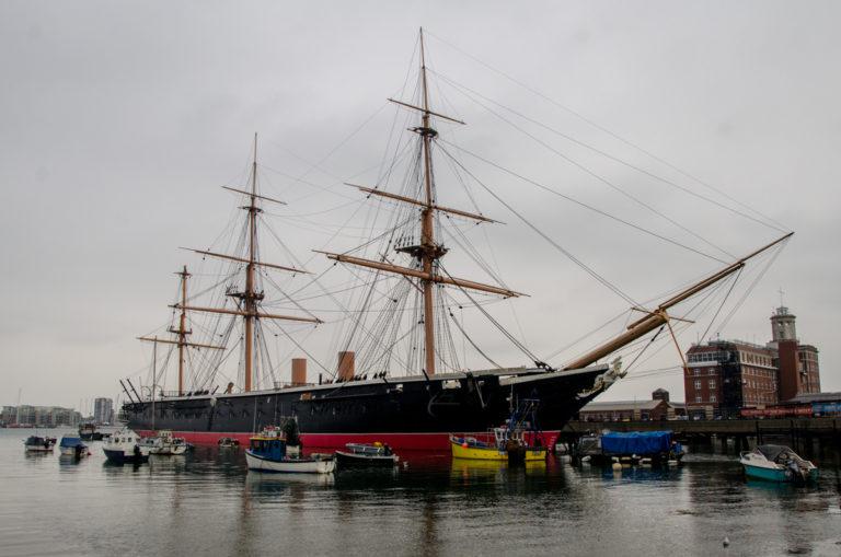 HMS Warrior