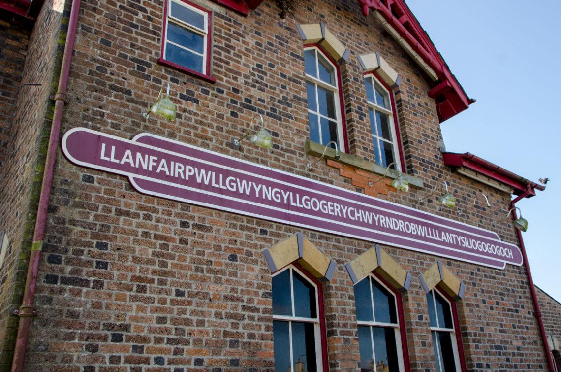Llanfair PG