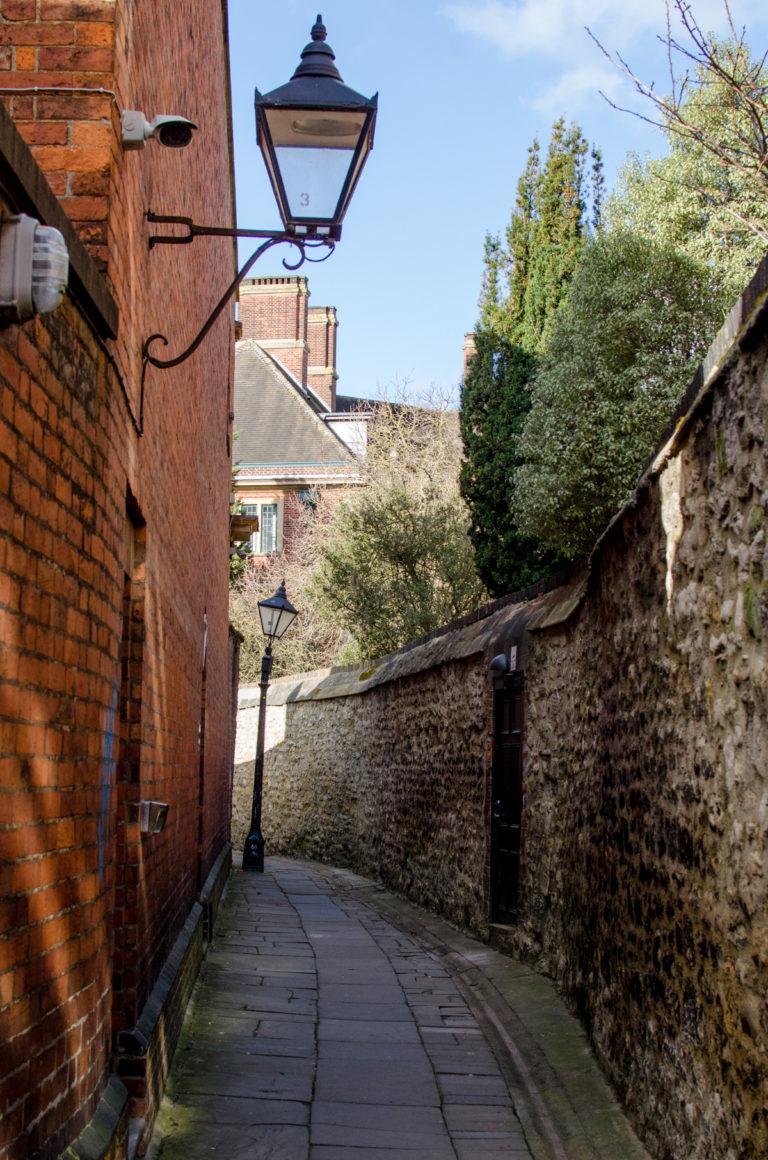 Bulwarks Lane
