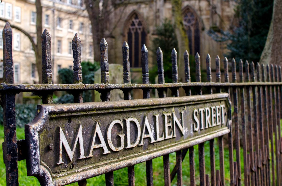 Magdalen Street
