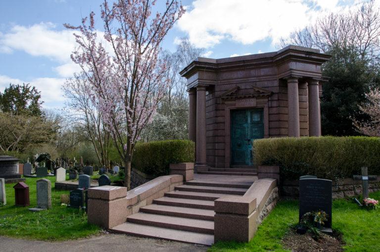 Highgate Cemetery est