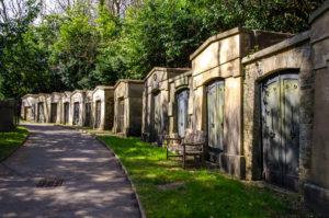 Highgate Cemetery ouest