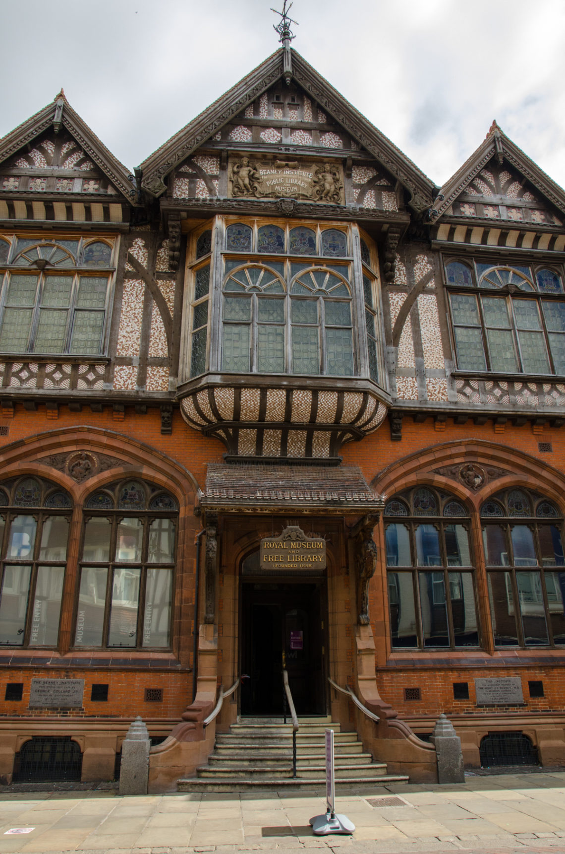 Canterbury Beaney House