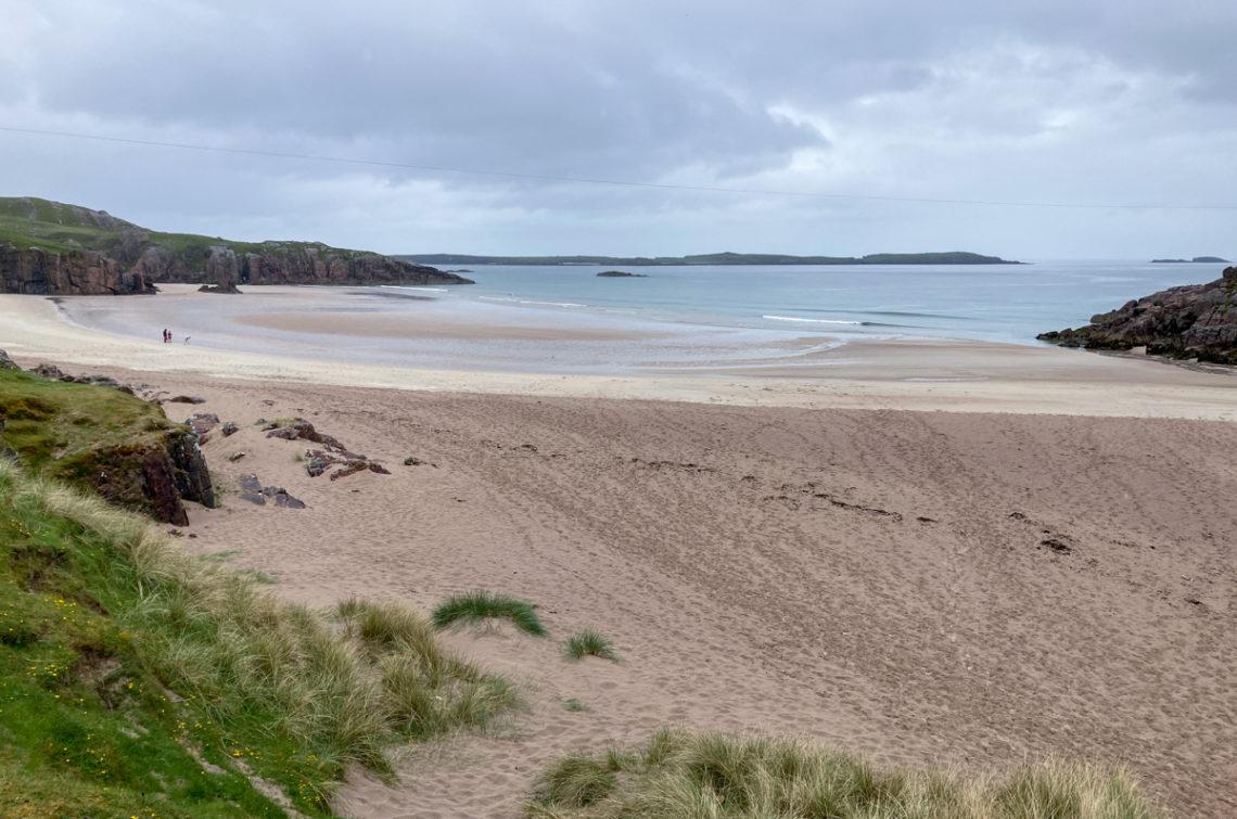 Ceannabeine Beach