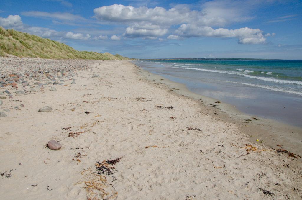 Keiss Beach