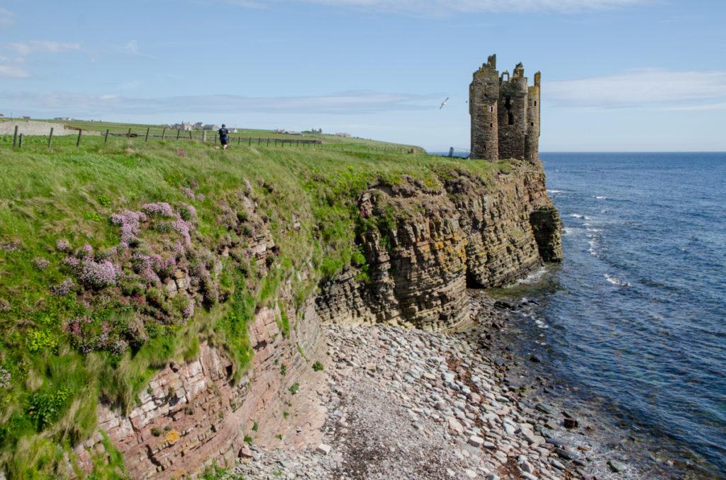 Keiss Castle