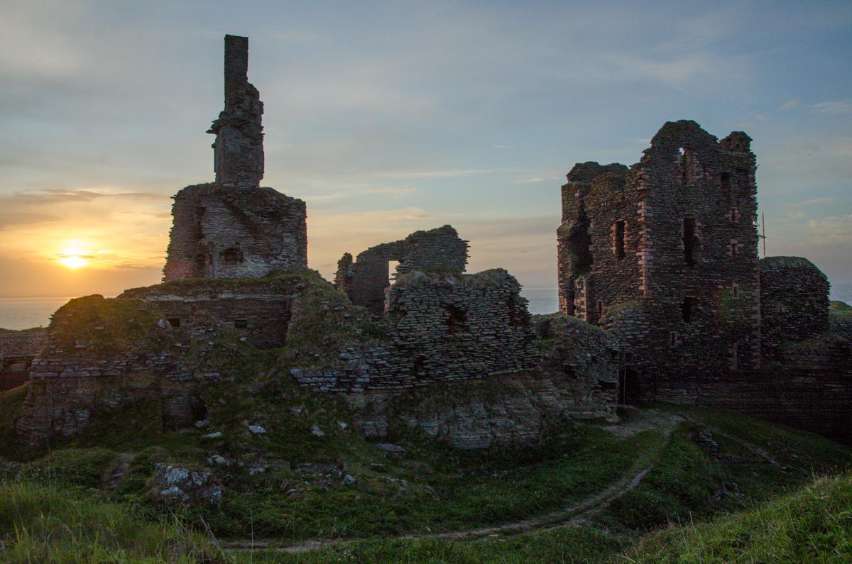 Sinclair Castle