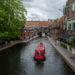 Bateau sur canal