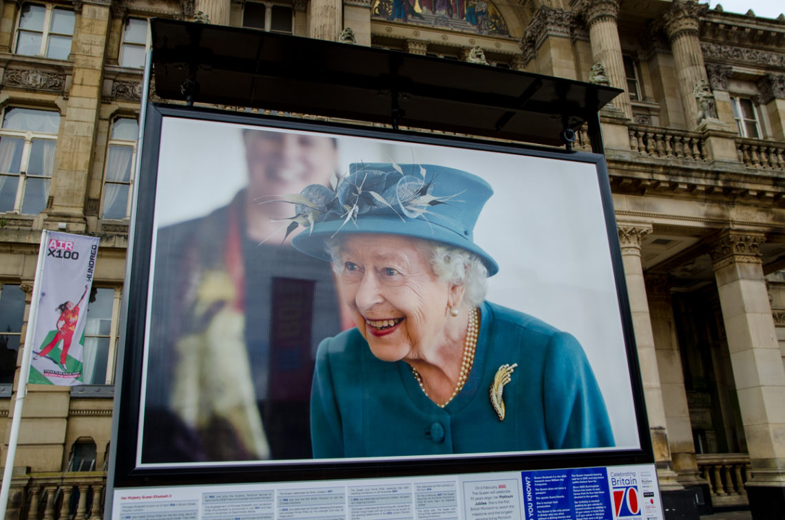 Photo de la Reine Elisabeth