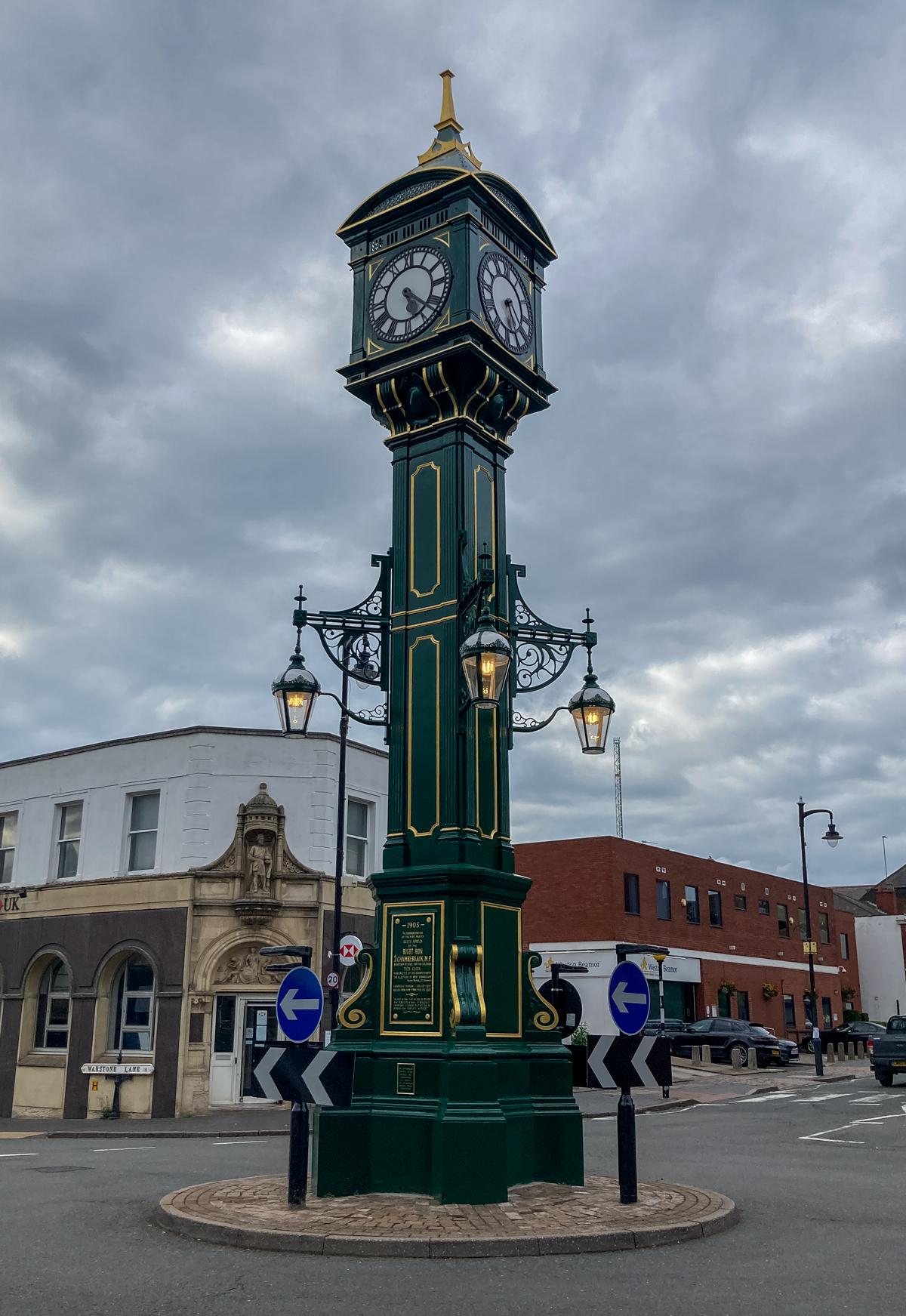 Tour d'horloge